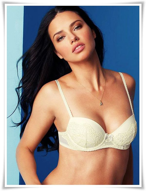 Adriana Lima for Victorias Secret Lingerie May 2013 - 14