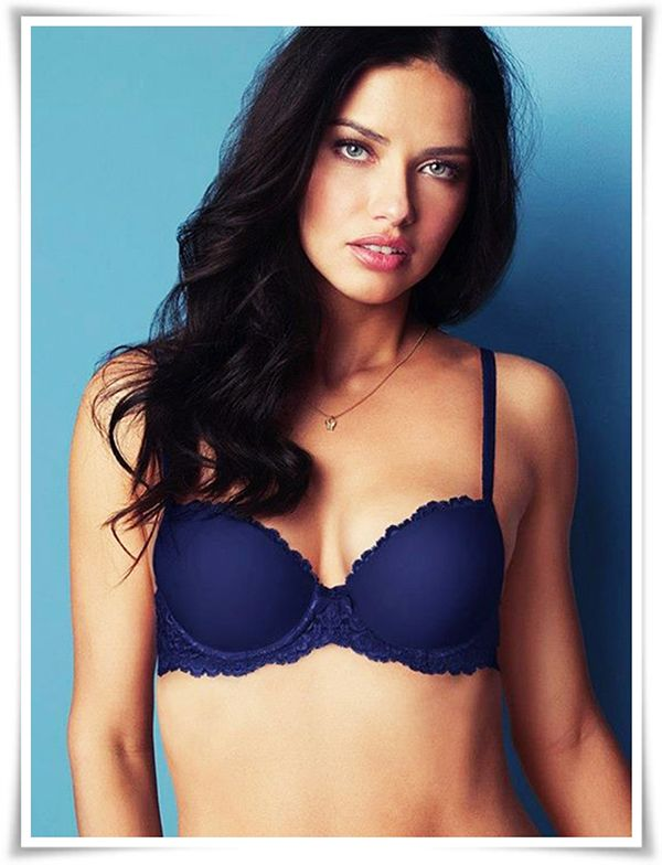 Adriana Lima for Victorias Secret Lingerie May 2013 - 13